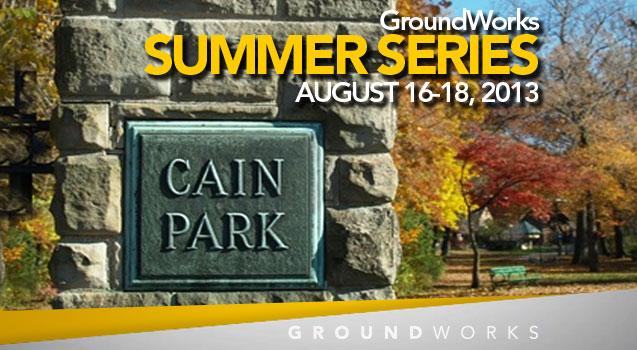 Cain Park Summer Series 2013