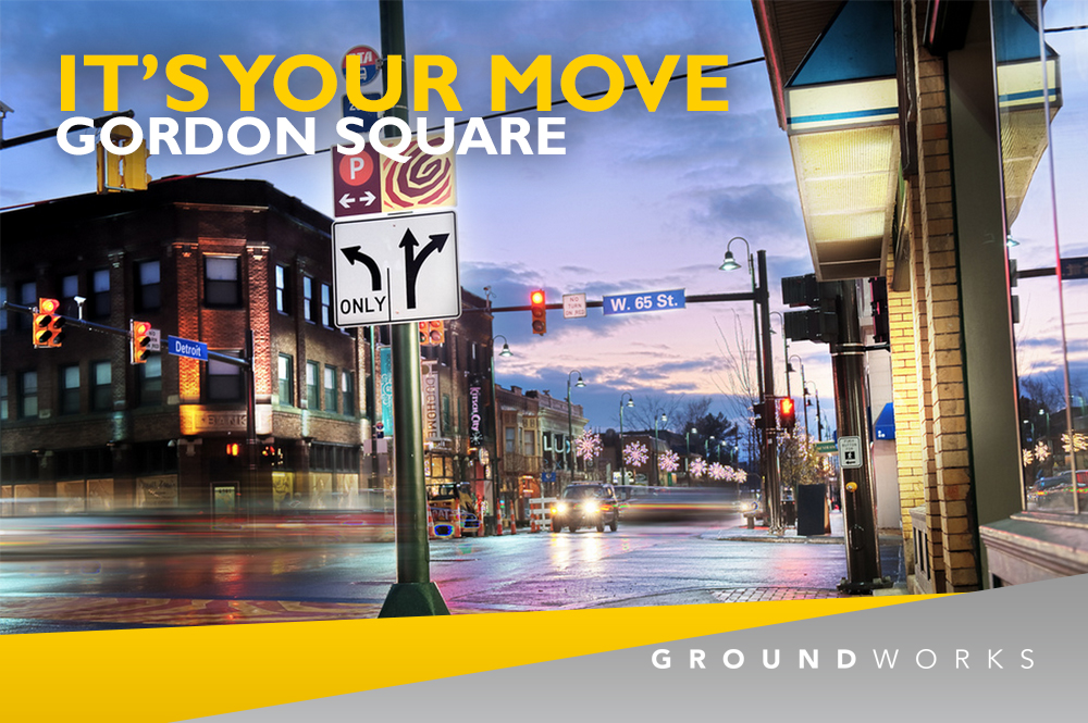 It's Your Move - Gordon Square