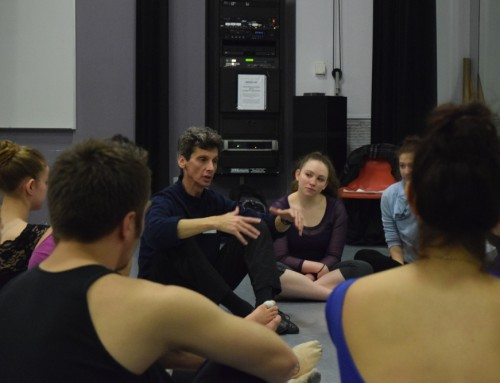 Photos from the GroundWorks DanceTheater exCHANGE with University of Akron