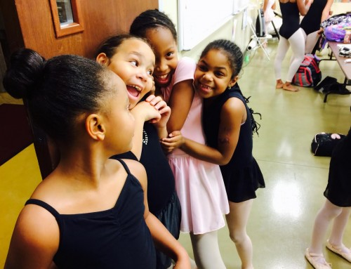 Teaching the Next Generation of Dancers