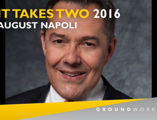 It Takes Two 2016 | Celebrity Dancer – August Napoli