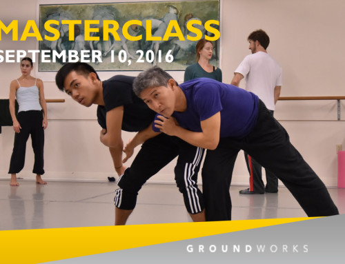 Masterclass // 2016 DANCECleveland Professional Development Day