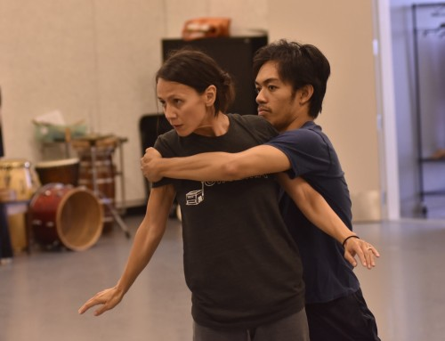 Inside Look | Robyn Mineko Williams Rehearsal