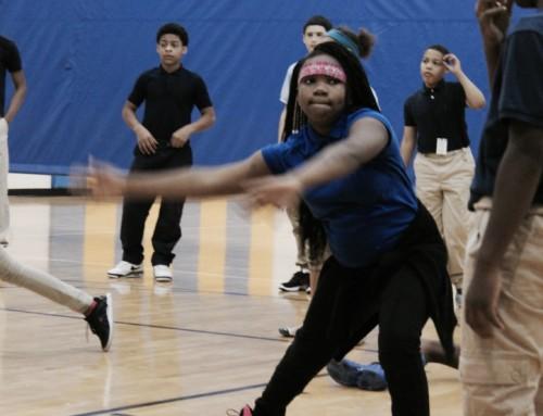 A Study in Movement | GWDT @ Willson School