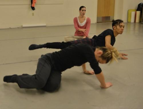 Dancer ChoreoLab Showcase – Felise Bagley