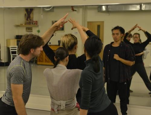 Dancer ChoreoLab Showcase – Michael Marquez