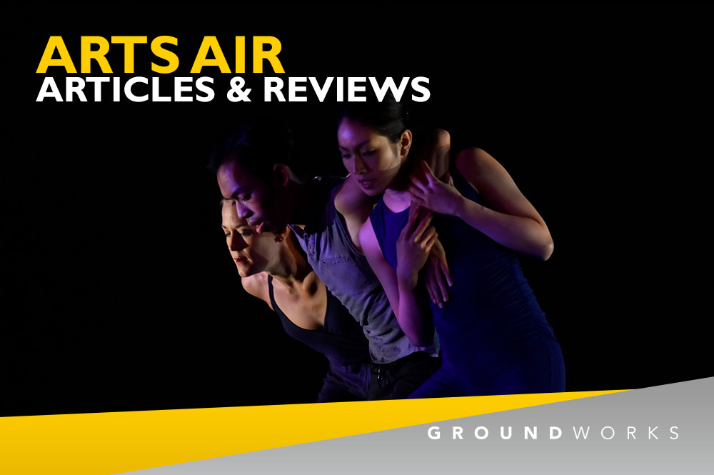 Arts Air 2016 Fall Review