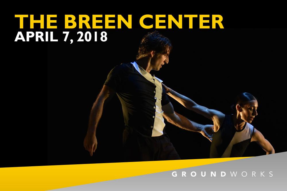 Groundworks DanceTheater Breen Center