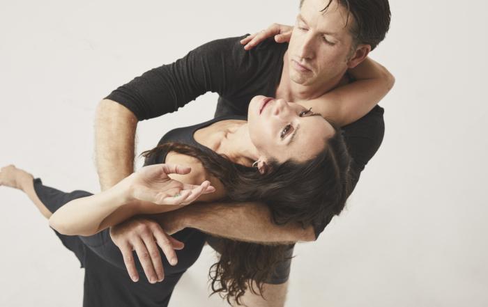 Damien & Felise GroundWorks DanceTheater