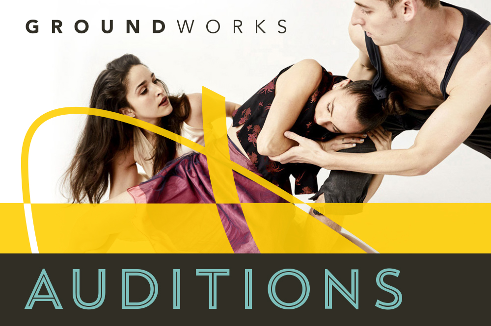 GroundWorks DanceTheater Audition