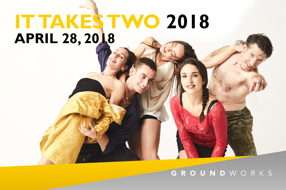 GroundWorks DanceTheater - It Takes Two 2018